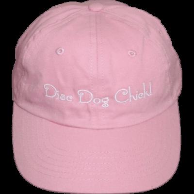 Disc Dog Chick Cap