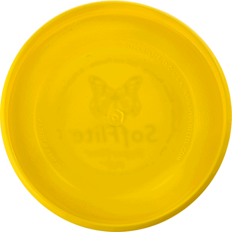 SofFlite Pup Disc (Bottom View)