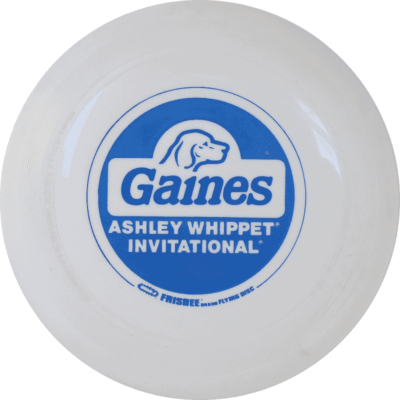 1984 Gaines 119g Disc (White)