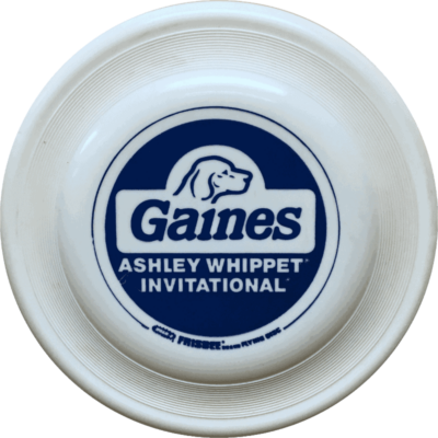 1984 Gaines Disc (White)