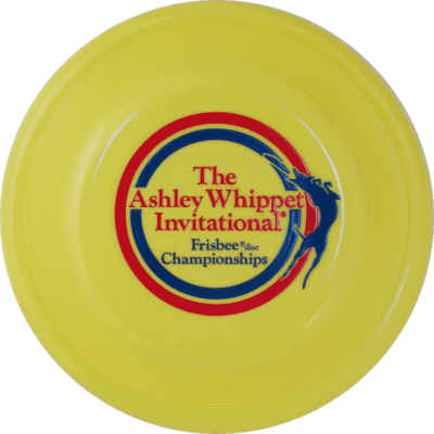 The Ashley Whippet Invitational Disc (Yellow)