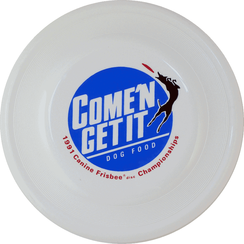 1991 Come 'N Get It Disc