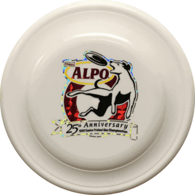 1999 ALPO Disc (White)