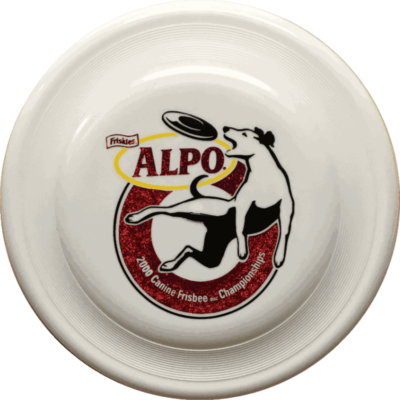 2000 ALPO Disc (White)
