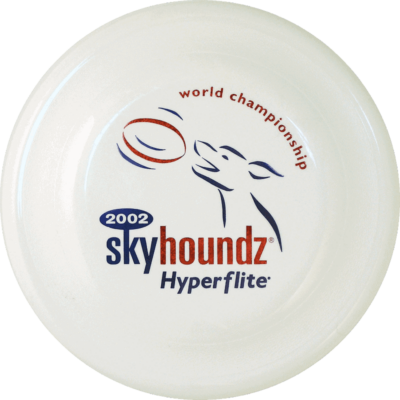 02 Skyhoundz World Championship Disc (White)