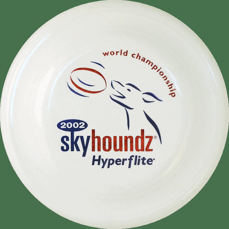 02 Skyhoundz World Championship Disc (White)