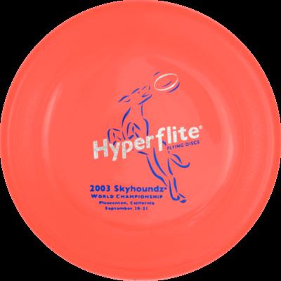 03 Skyhoundz World Championship Disc