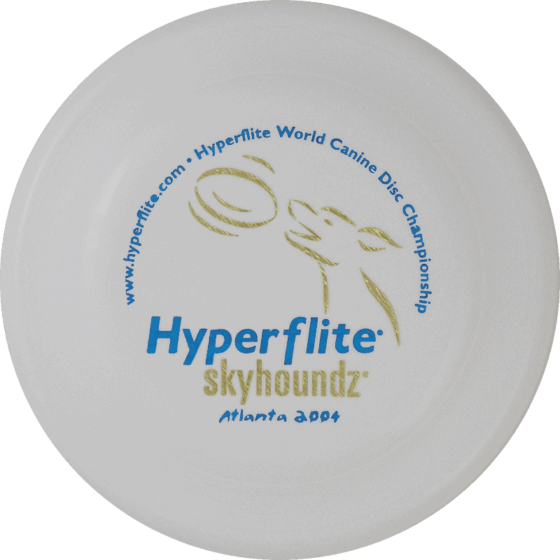 04 Skyhoundz World Championship Disc (White)