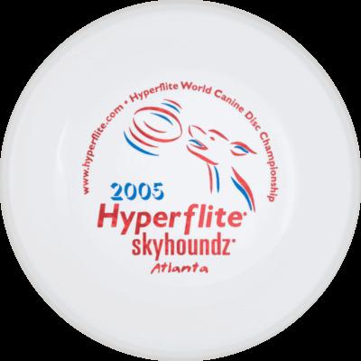 05 Skyhoundz World Championship Disc (White)