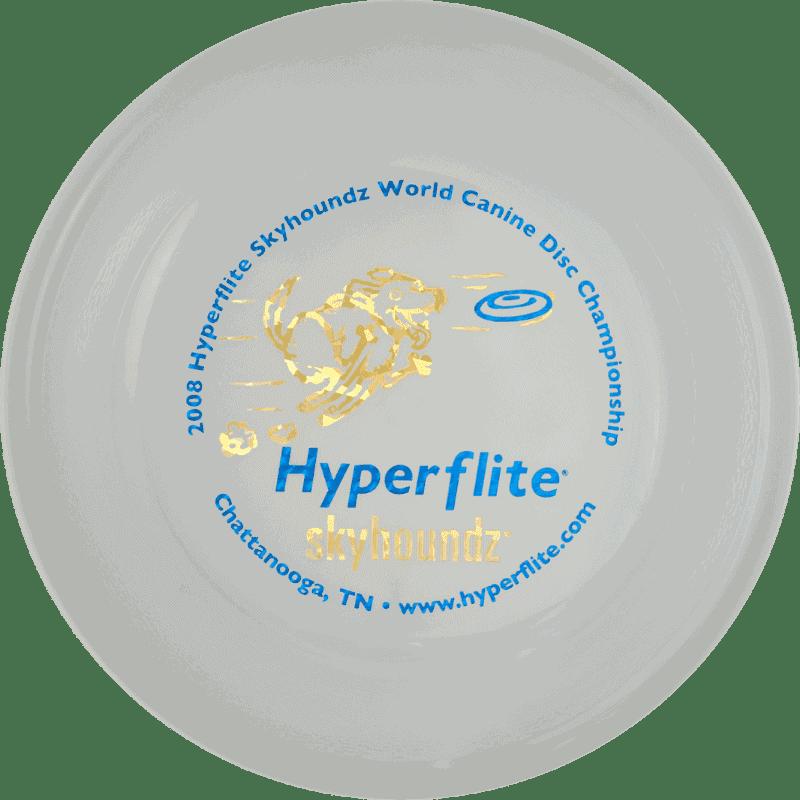 2008 Skyhoundz World Championship Disc
