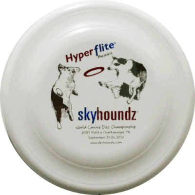 2010 Skyhoundz World Championship Disc