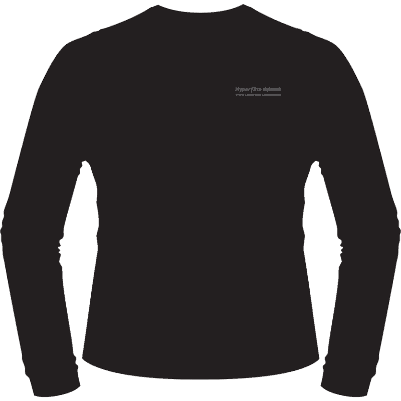 2011 World Championship Long Sleeve Shirt (Front View)
