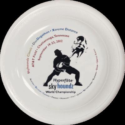 2012 Skyhoundz World Championship Disc