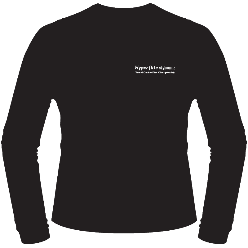 2013 World Championship Long Sleeve Shirt (Front View)