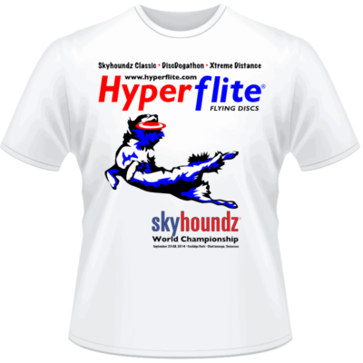 2014 World Championship Shirt (Front View)