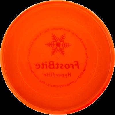 FrostBite Disc (Botton View)