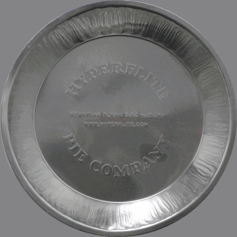 Hyperflite Pie Tin