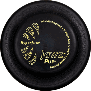 Black Jawz Pup Disc (Top View)