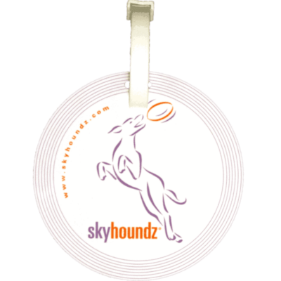 Skyhoundz Big Tag (Front View)