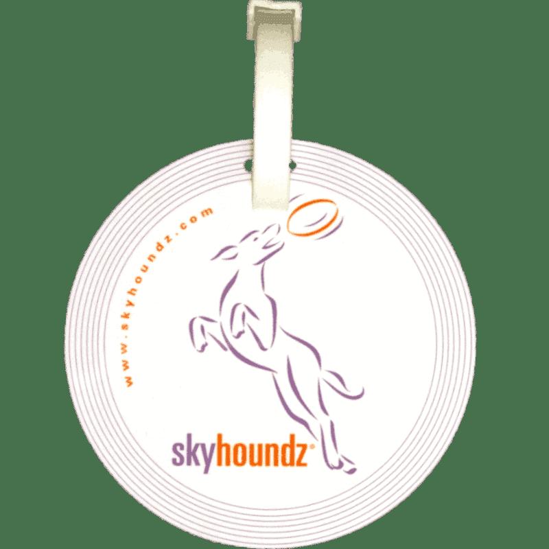 Skyhoundz Big Tag (Front View)