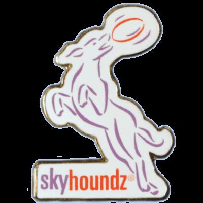 Skyhoundz Cloisonné Pin
