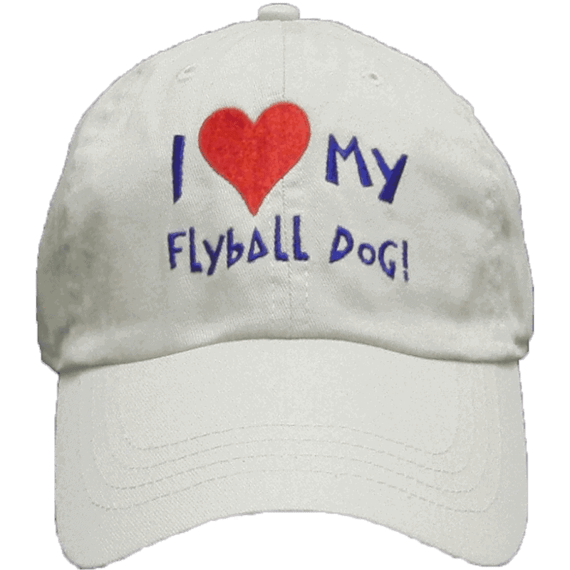 I love my flyball dog! Cap