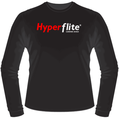 Hyperflite Always Tested on Animals Shirt (Front View)