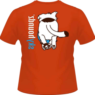 Skyhoundz Mirror Shirt (Back View)