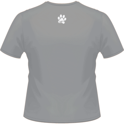 In dog we trust shirt (Back View)