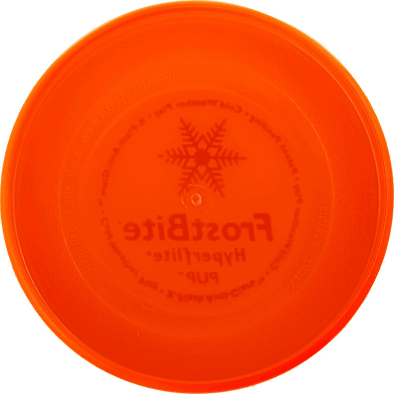 FrostBite Pup Disc (Bottom View)