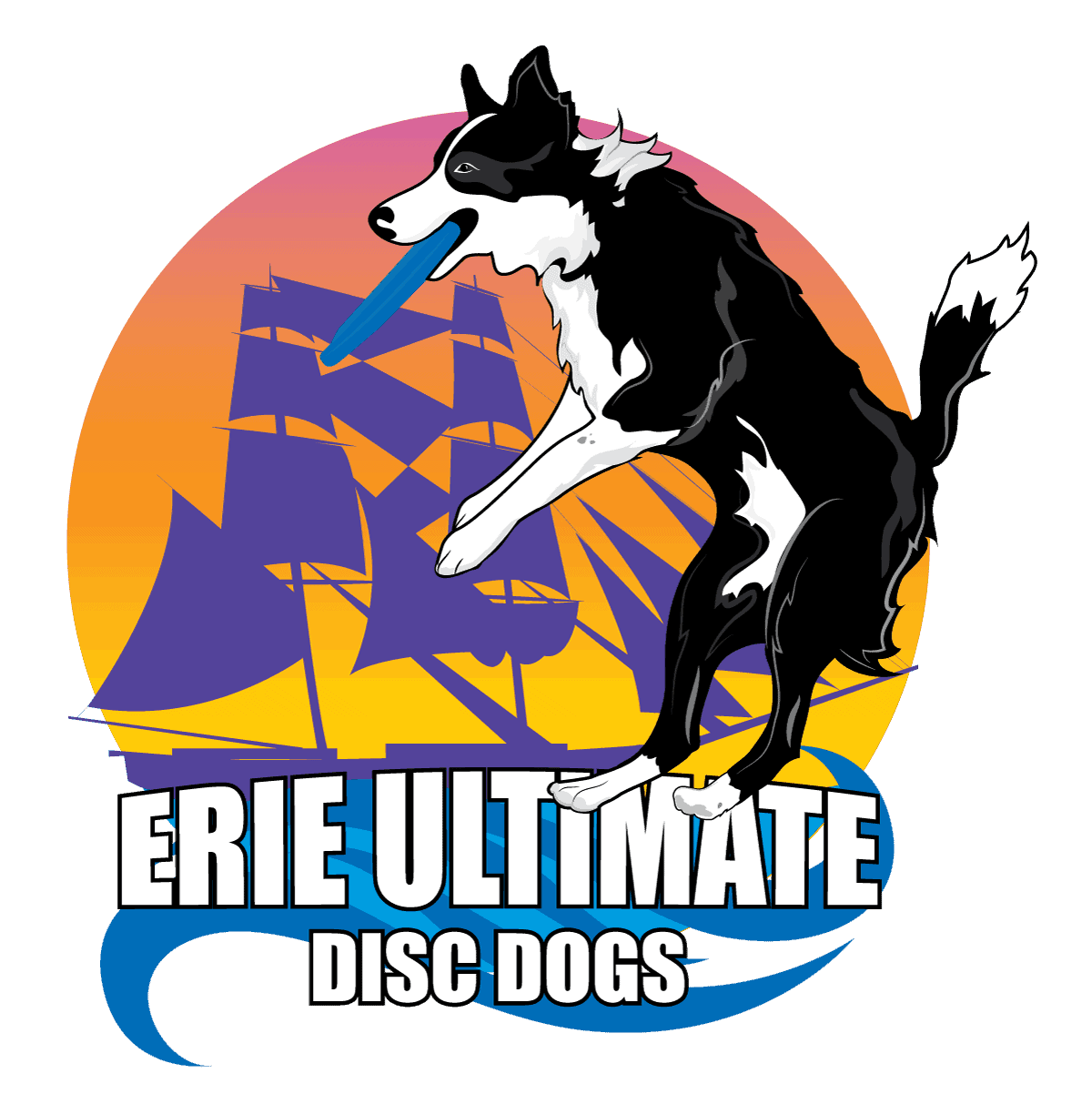 Erie Ultimate Disc Dogs