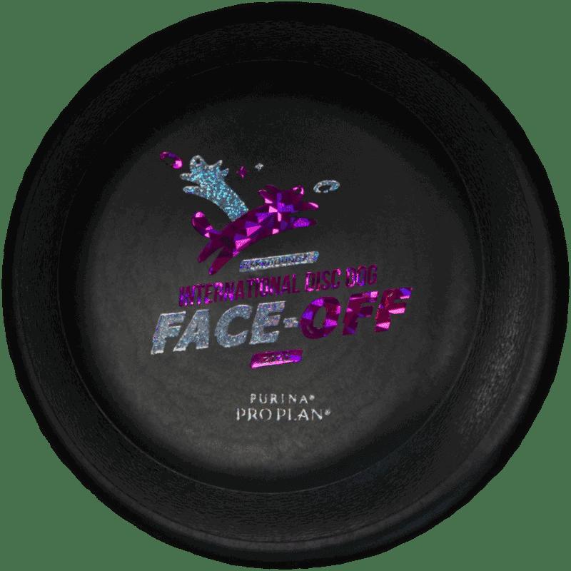 2020 Skyhoundz International Disc Dog Face-Off Commemorative Disc