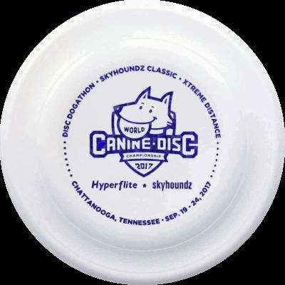 2017 Skyhoundz World Championship Disc