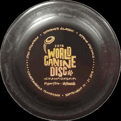 2018 Skyhoundz World Championship Disc