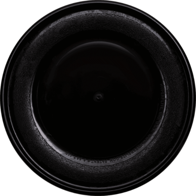 Black Competition Standard Disc (Bottom View)