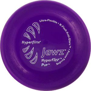 Jawz HyperFlex Pup Disc (Top View)