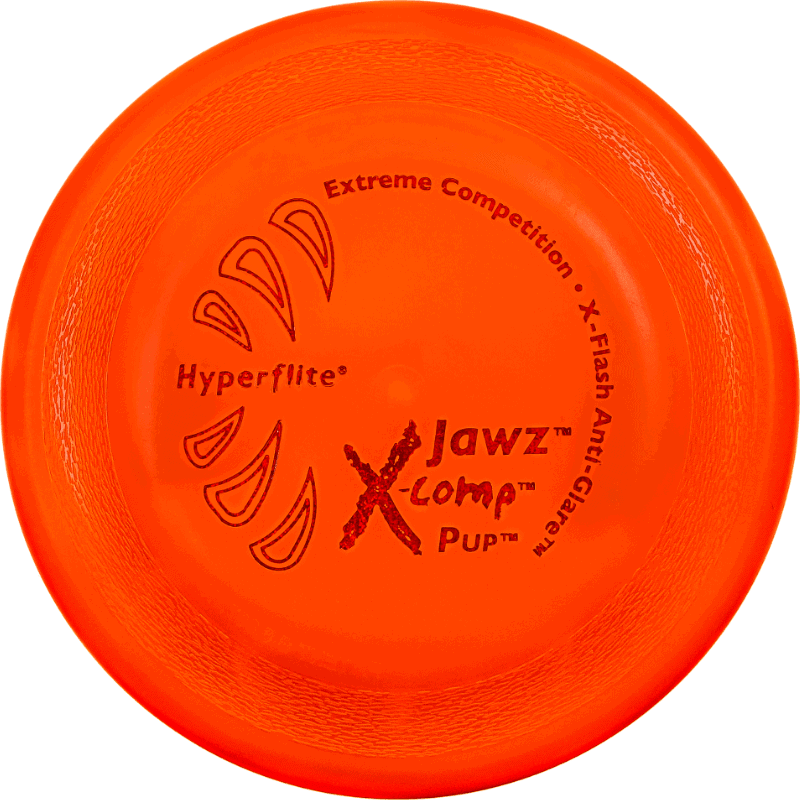 Jawz X-Comp Pup Disc (Top View)