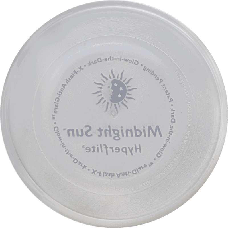 Midnight Sun Disc (Botton View)