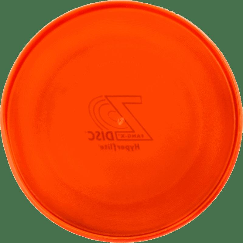 Z-Fang-X Disc (Bottom View)