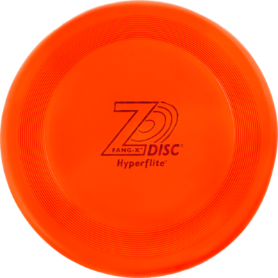 Z-Fang-X Disc (Top View)