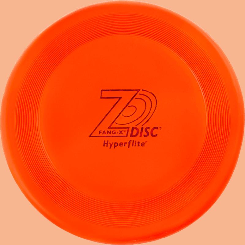 Z-Fang-X Disc (Top View)