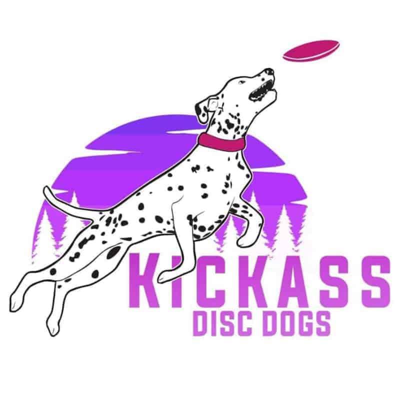 Kickass Disc Dogs