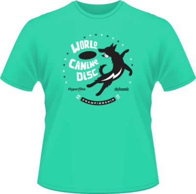 2021 World Championship T-Shirt (Front)